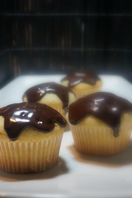 Blur Boston Cream Pie