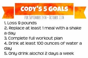 Cody Goals