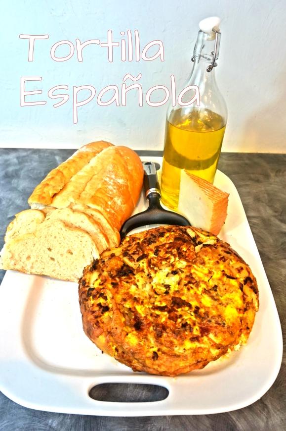 Tortilla Española 1