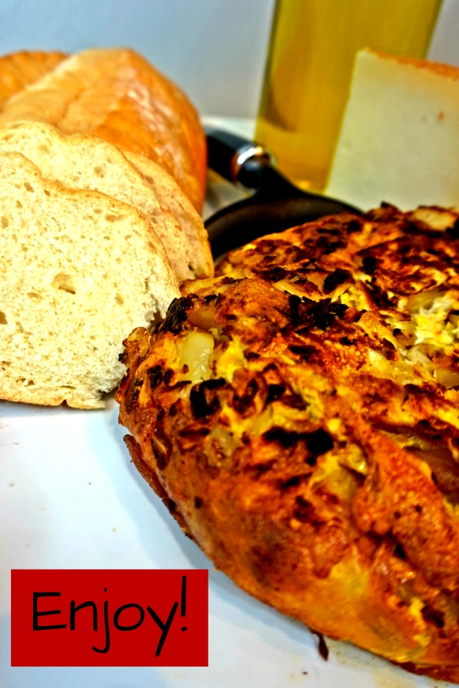 Tortilla Española 3