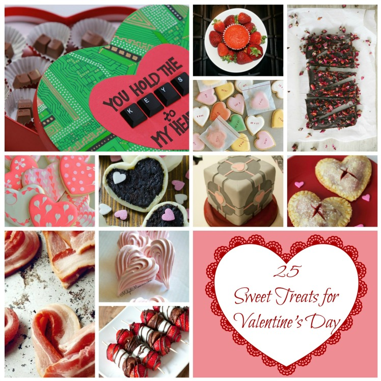 25 sweet treats