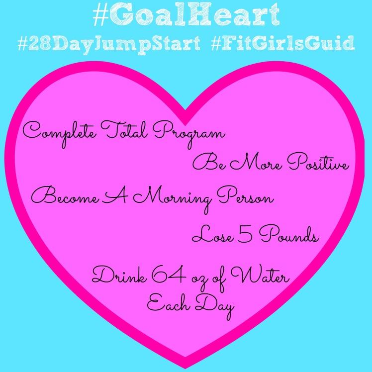 Goal Heart March
